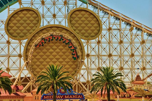 Disney - California Screamin'