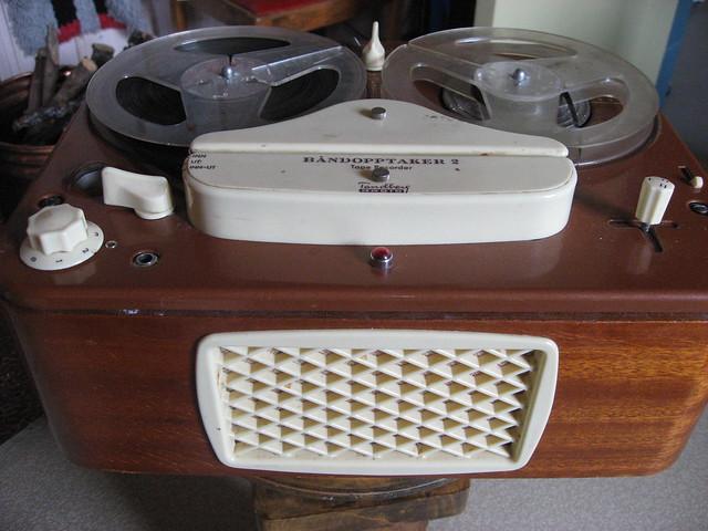 Photo:Tandberg Tape Recorder (1) By:svennevenn