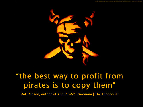 Copy the pirates