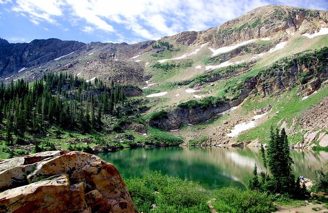 Cecret Lake - Alta Utah