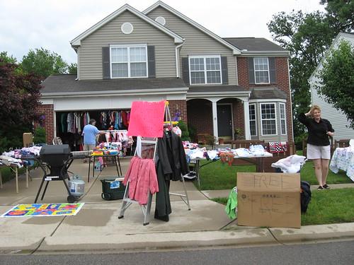 Garage Sale In Monroe