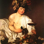 Photo:Caravaggio Bacco By:baroque.rococo
