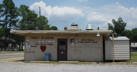 Family Reunion Soul Food Restaurant, Birmingham Alabama