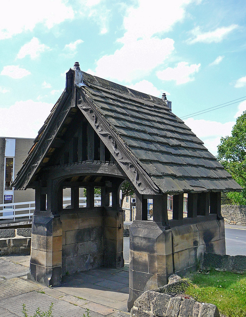 Lich gate | Baildon parish church | Tim Green | Flickr