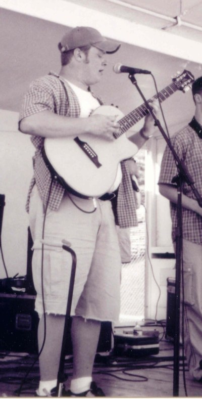 Jim and Chet Atkins, rocking the Suburbs