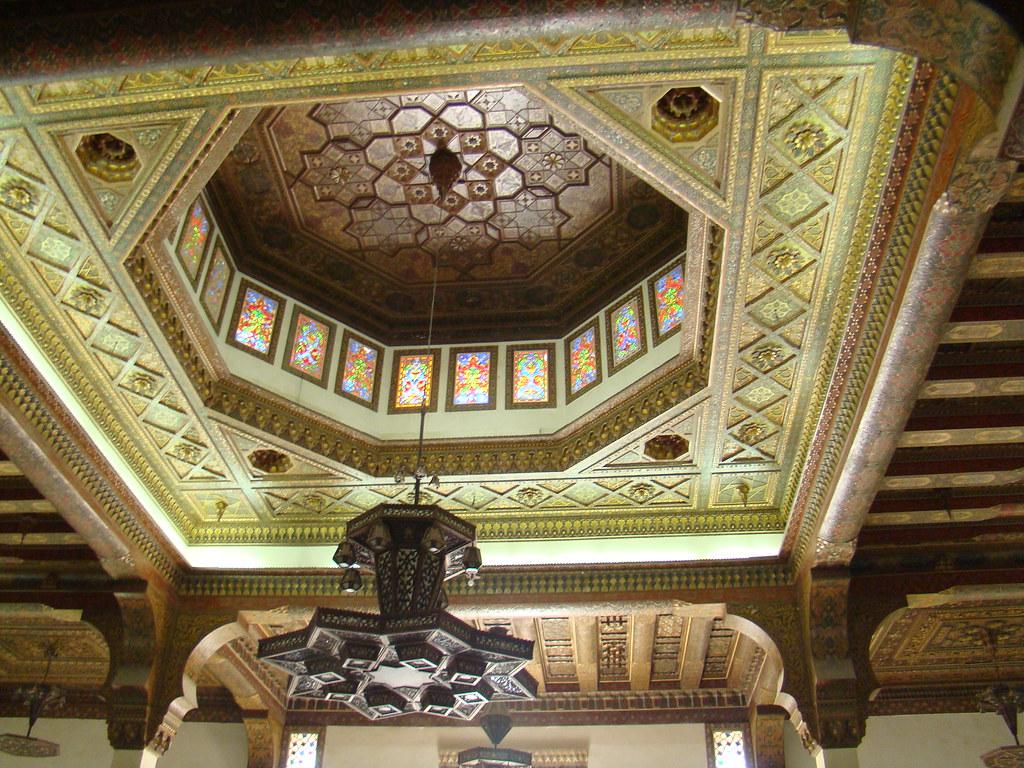 Siria Salon del Trono Palacio de Ayyubid Ciudadela de Alepo 58