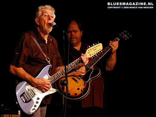 John Mayall & The Bluesbreakers @ Vereeniging, Nijmegen (NL)
