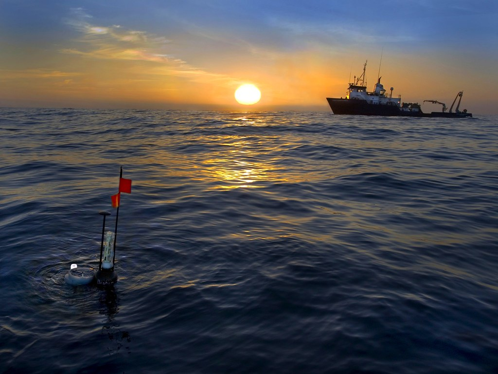 Carbon Explorer Searches for Data on Global Warming