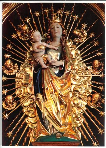 Gnadenbild Maria Dreibrunnen