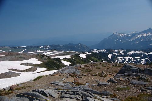 Longmire Mt Rainer Map
