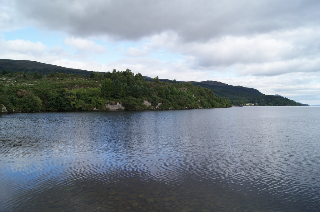 Loch Ness in Fort Augustus