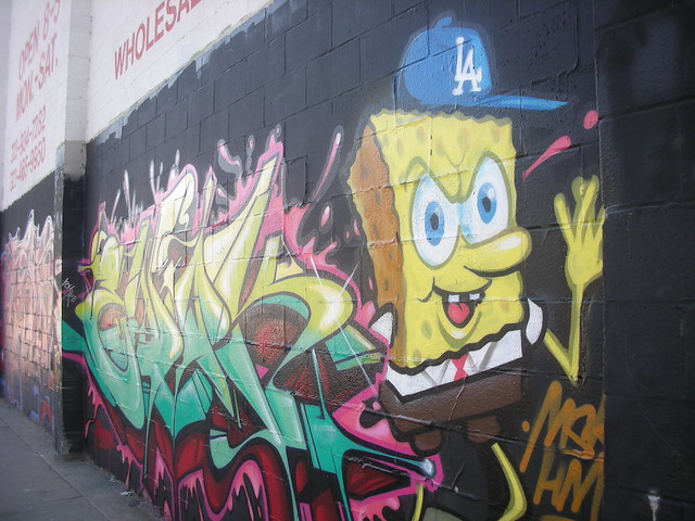 Gangsta Spongebob