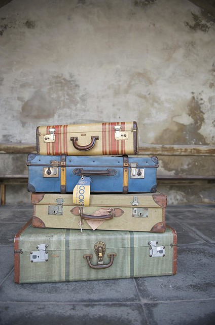 Parmiter Antiques Southsea Luggage