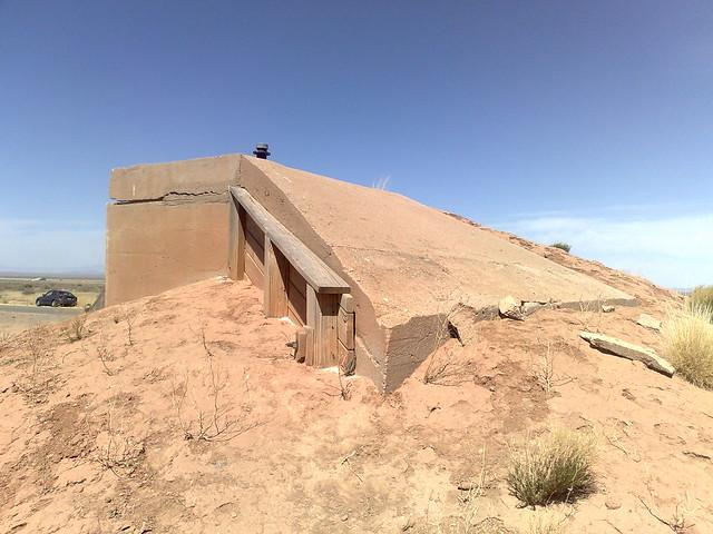 instrumentation bunker