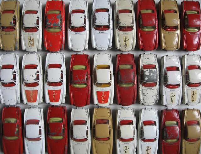 VOLVO Car Parking Lot