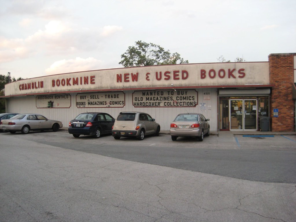 Chamblin Bookmine