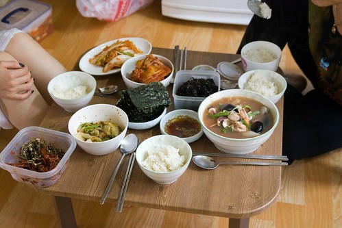 Korean Breakfast-1 by petitxef