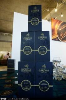 De Gouden Carolus Single Malt op het Whisky Festival Gent