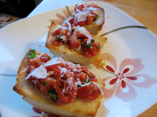 bruschetta by pipsyq