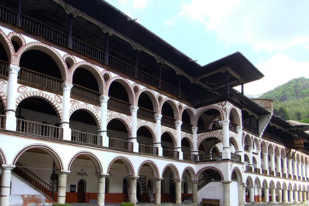 Monasterio de Rila Bulgaria Patrimonio de la Humanidad Unesco 01