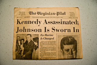 The John F. Kennedy Assassination