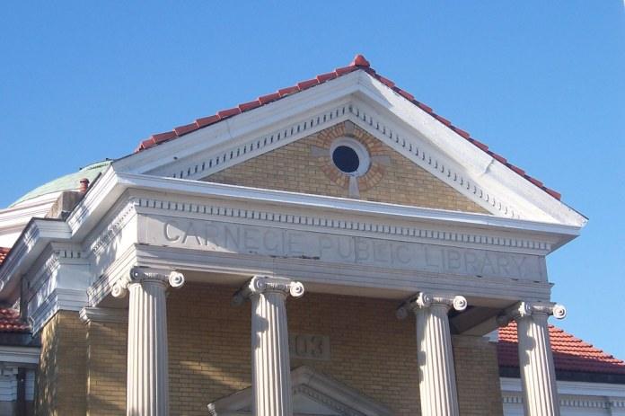 Carnegie Library, Greensburg