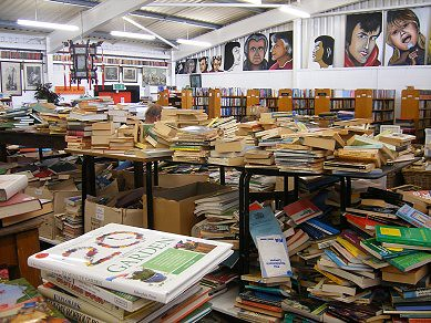 Jurby Junk - Books