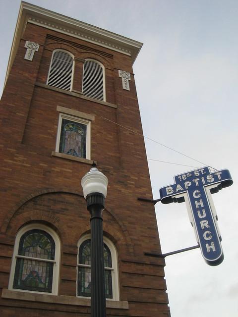 16th Street Baptist Church, Birmingham