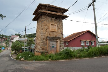 Wasserturm in Da Lat
