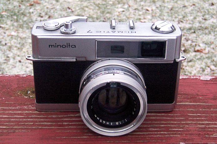Minolta Hi-Matic 7