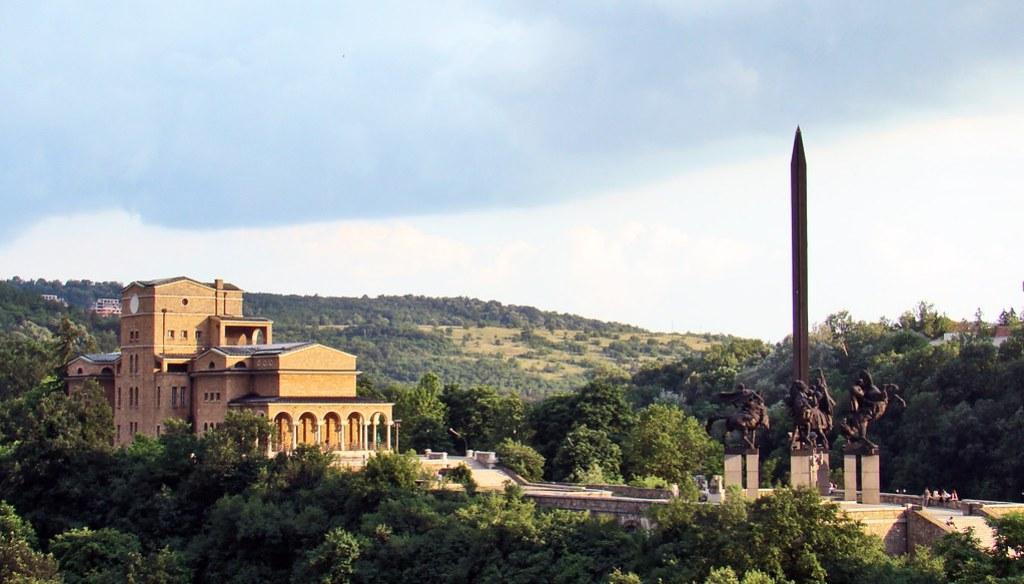 museo Arqueologico y Monumento a Dinastia Asen Veliko Tarnovo Bulgaria 15
