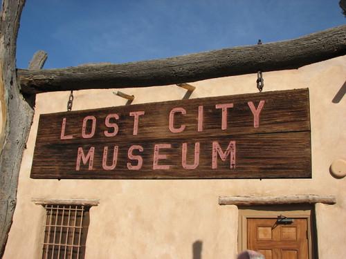 Lost City Museum @lostcitymuseum