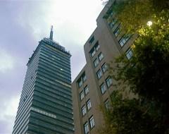 Torre Latinoamericana - Mexico Ciy