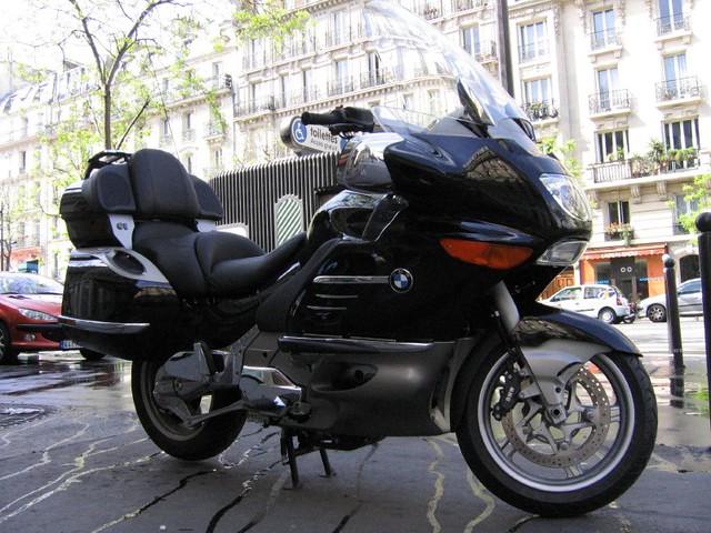 BMW K1200LT Touring Motorcycle | Beautiful touring bike by ...