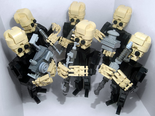 LEGO Cantina Band