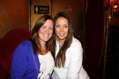 Heather & Jackie!