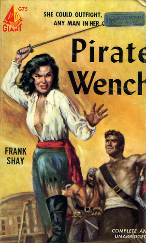 pirate wench copy by carbonated