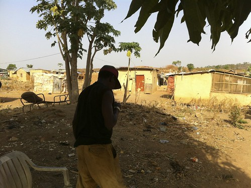 Nigeria Civil War Veteran Lieutenant Small Boy - Arowolo by Jujufilms