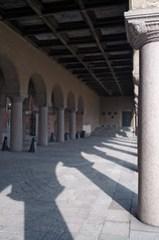 Stockholm Colonnade Shadow