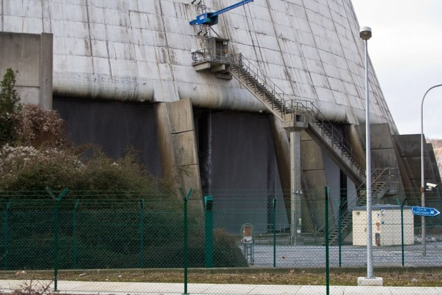 Tihange kärnkraftverk, torn 1