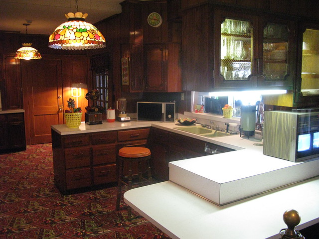 Carpeted Kitchen Flickr Sharing