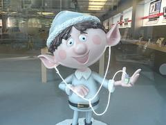 Apple Store elf