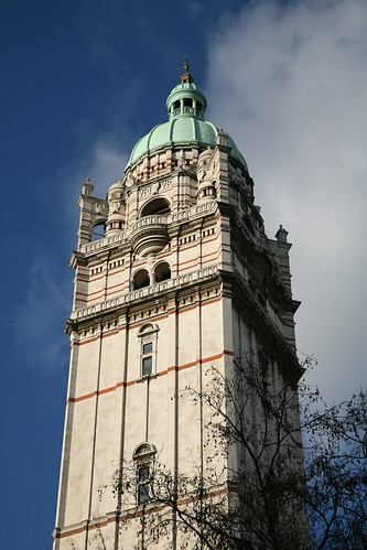 The Imperial Institute Tower