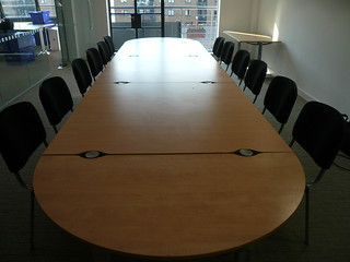 Boardroom ready to use