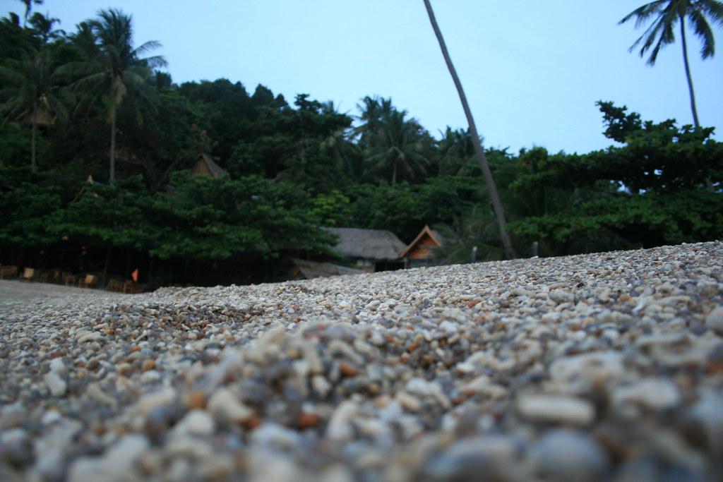post eden beach view