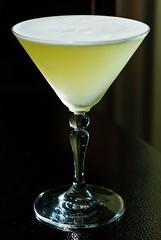 Lemon Meringue Margarita