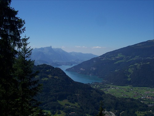 Interlaken and the Thunersee