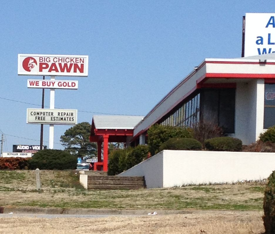 Big Chicken Pawn