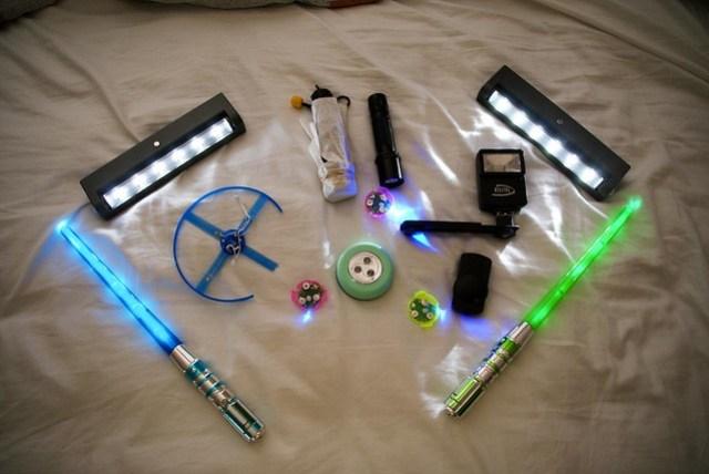 My Light Tools