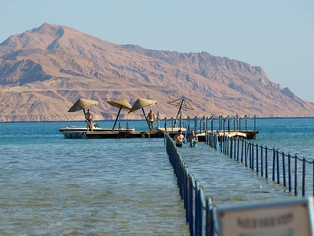 Holiday in Egypt at Sharm el Sheik